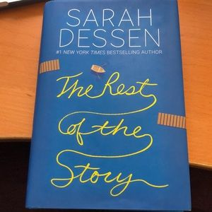 """Other - Sarah Dessen """"The Rest of the Story"""""""